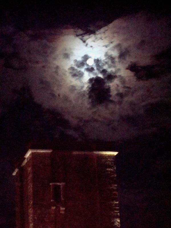 Pleine Lune du 29 août à Puy L'Evêque