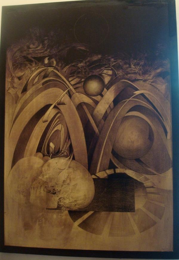 Cailhol - Odysée d'un univers - 1981