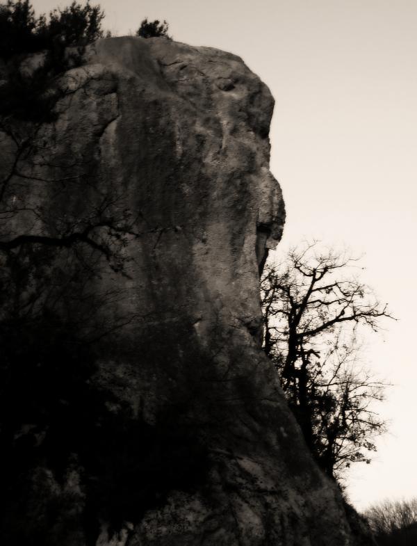Profil de falaise