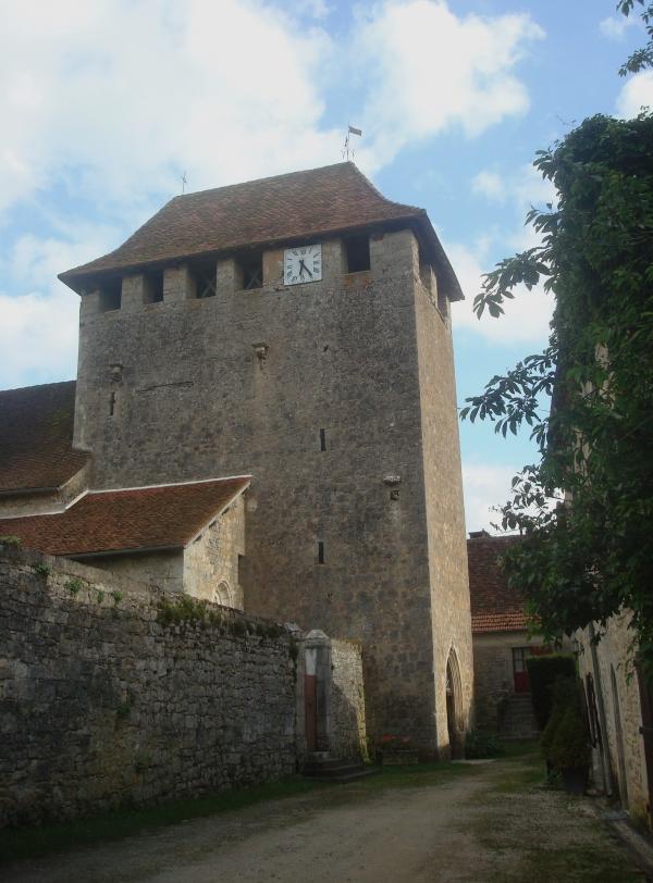 St Martin du Vers