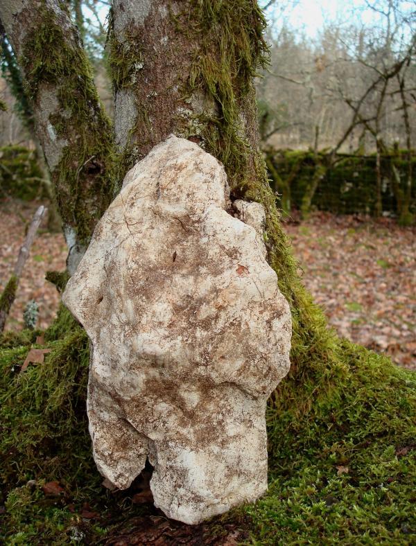 Les pierres aussi font pipi