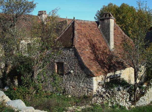 Maison quercynoise